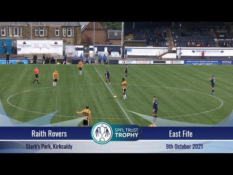 Raith East Fife Goals And Highlights