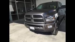 Gill Auto Group Walkaround Video of 2017 Ram 2500 Laramie 4x4 w/auto leveling air suspension