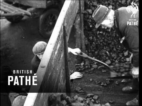 King's Gift Of Coal (1945)