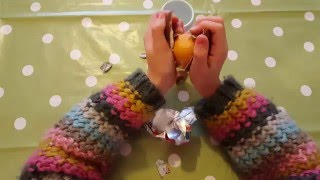 Chocolate Egg Opening Video - What