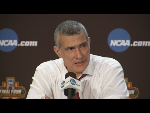 Final Four: Frank Martin reflects on his team's tournament journey