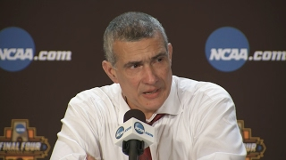 Final Four: South Carolina's Frank Martin reflects on his team's tournament journey