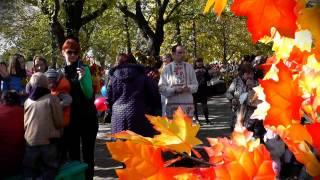 Золотая осень в Новошахтинске 13.09.2013