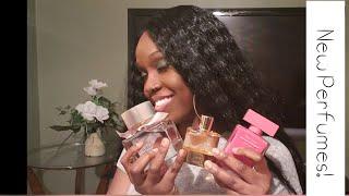 My Burberry blush, Fleur Musc & Love by Chloe feat. Fragrancenet.com