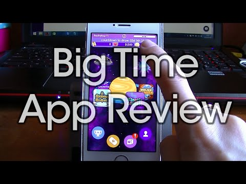 Big Time - Win Cash Playing Free Games - Review | Rachybop