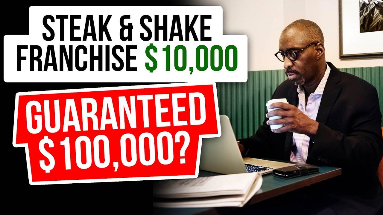 how do franchise companies make money