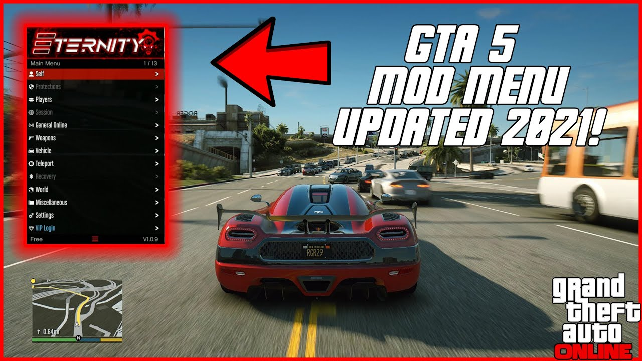 GTA 5: How To Install Mod Menu On Xbox One & PS4! (No ...