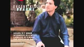 Brahms - Hungarian Dance No.6 Evgeny Kissin