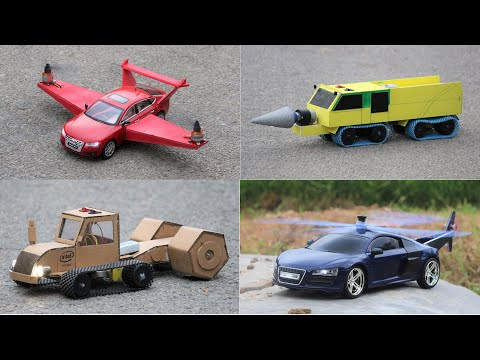4-amazing-diy-toys-/-4-amazing-things-you-can-do-it-your-own
