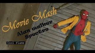 Movie Mash : Alan Walker Spectre