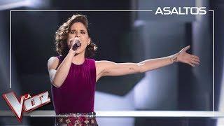 Teresa Ferrer canta 'Think' | Asaltos | La Voz Antena 3 2019