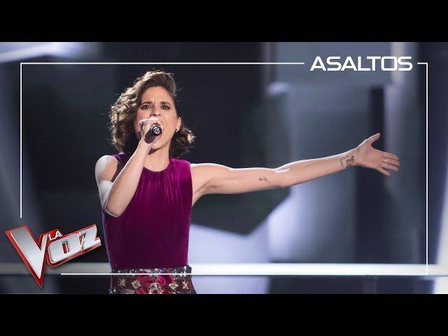 Teresa Ferrer canta Think | Asaltos | La Voz Antena 3 2019