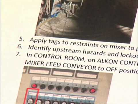 Lockout/Tryout/Tagout in the Ready Mixed Concrete Industry Part 1