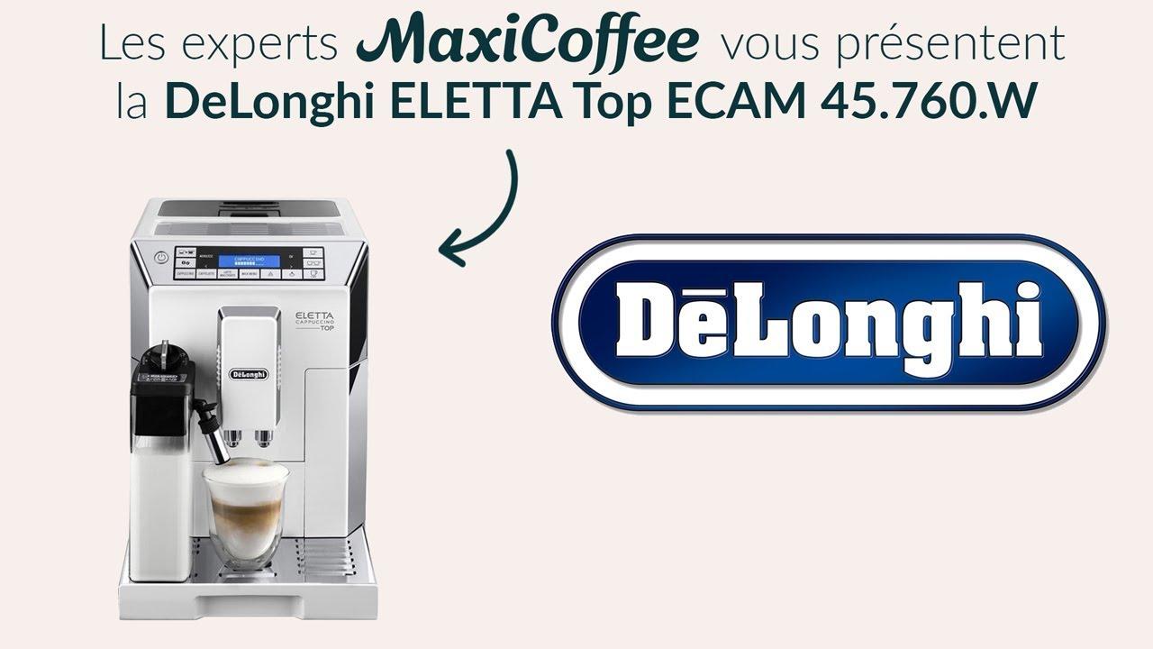 Machine A Cafe Automatique Delonghi