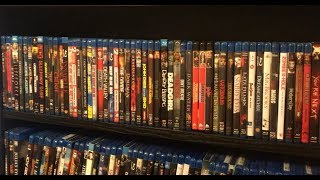 63 Horror Blu-Rays! Random Horror Blu Ray Shelf #2 (2018)