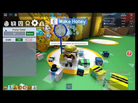 roblox bee simulator how to get a lot of honey