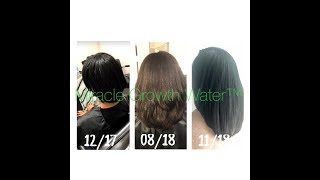 ENHANCED RICE WATER FOR HAIR GROWTH ( Pictures) Order Today www.miraclegrowthwater.com