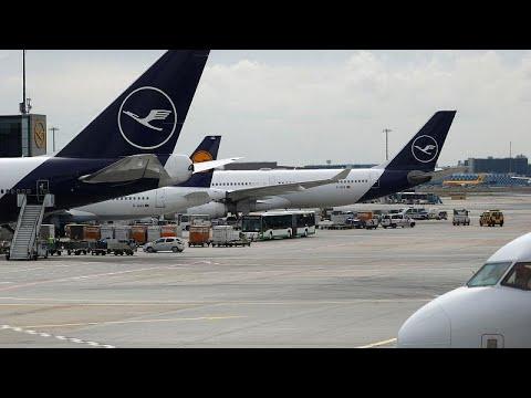 إلغاء عشرات الرحلات بمطارات ألمانية بسبب إضراب طواقم أربع شركات بينها لوفتهانزا…  - 17:54-2019 / 10 / 20
