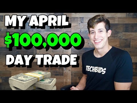 MY $100,000 DAY