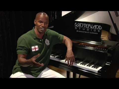 Interview: Jamie Foxx on the music of Frankie Beverly (excerpt)