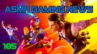 ASMR Gaming News (185) Fortnite, Call of Duty, PlayStation 5, Animal Crossing, Sonic + More!