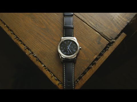 LG Watch Urbane: почему хуже LG G Watch R?