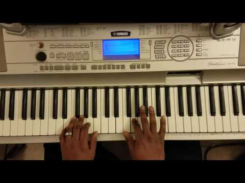 """Fat Joe & Remy Ma featuring French Montana """"All The Way Up"""" (Piano Tutorial)"""