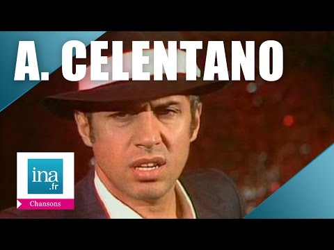 "Adriano Celentano ""Don't play that song"" (live officiel) 