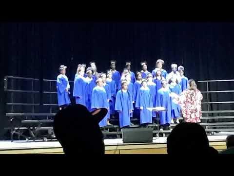 Chorus college Park middle school convert