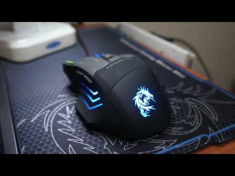 1a329892927 Dragon War Thor Blue Sensor Gaming Mouse (ELE-G9) Overview | Too Much Gaming  - YouTube