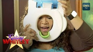 Potty Training 101: This Is Where You Pee-Pee | Raising Whitley | Oprah Winfrey Network