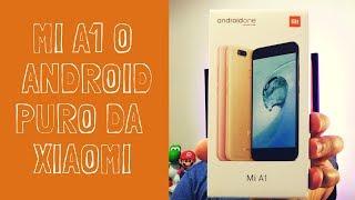 Xiaomi Mi A1 - O Android Puro da Xiaomi - Unboxing
