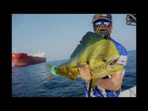 Kingfishers NL - International adventure ; MAHI MAHI IN FUJAIRAH