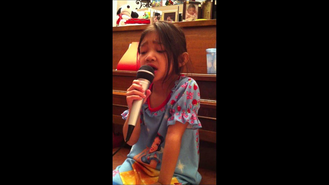 Angelica Singing Amazing Grace - YouTube