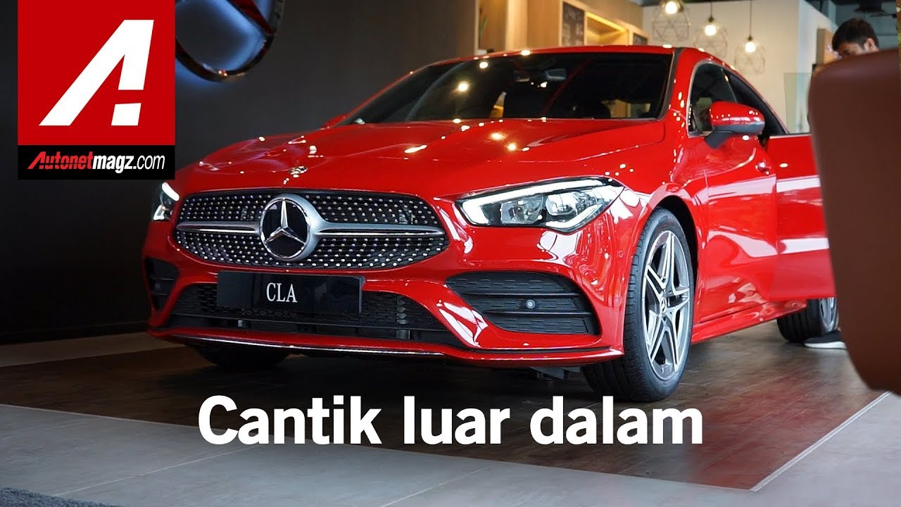 Mercedes Benz Cla >> Mercedes Benz Cla 200 Amg Line 2019 Indonesia