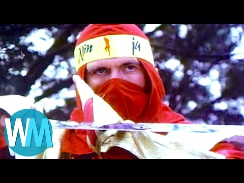 Top 10 Worst Ninja Movies