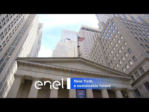 New York, a sustainable future