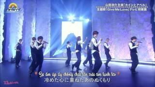 [TêkaST][Vietsub] 161207 Hey! Say! JUMP! - Give me love Translate: ...