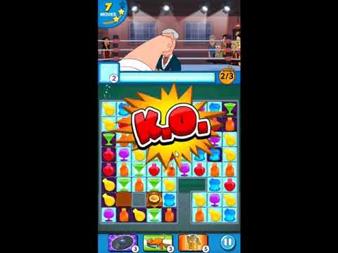 Family Guy Another Freakin Mobile Game Level 330 - NO BOOSTERS