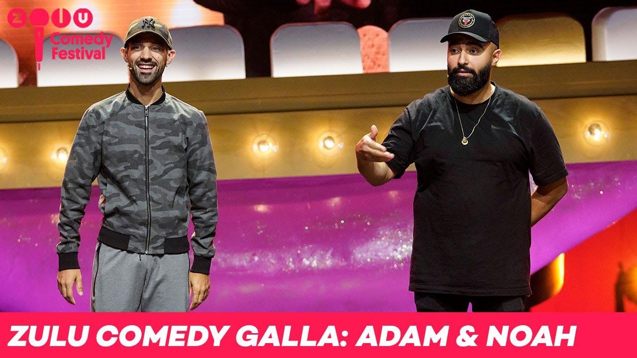 ZULU Comedy Galla 2020 - Adam og Noah