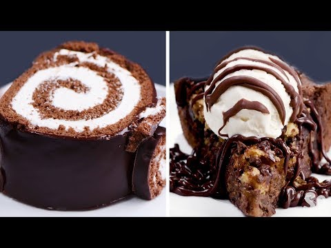 Yummy DIY Chocolate Recipe Ideas | Fun CHOCOLATE Cake, Cupcakes and More by So Yummy