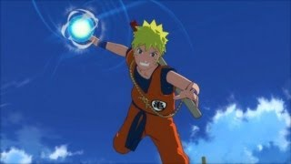 Naruto traje de Goku- Dragon Ball Z Live Action- Pokemon X & Y- Ghost in the shell Arise
