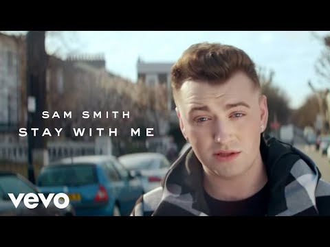 Sam Smith - Stay With Me:歌詞+中文翻譯