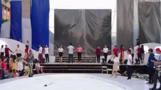 rp sn khấu lễ hội o di 2017 bsh