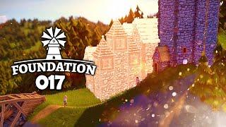 FOUNDATION 🏡 017: Gestatten, Kathi Drale