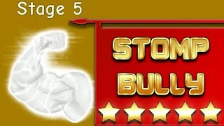 STOMP BULLY??!   Stage 5 BODY!!!   Roblox Lifting Simulator Pt. 6