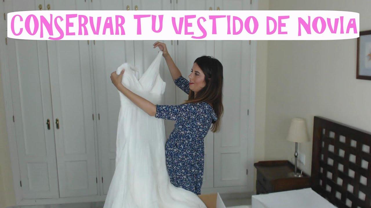 Como conservar tu vestido de novia. Especial Boda   La Web de los ...