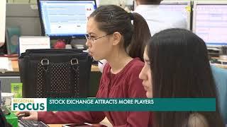Фондовая биржа привлекает все больше игроков