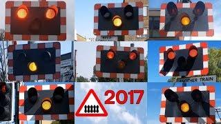 UK Level Crossings (2017)