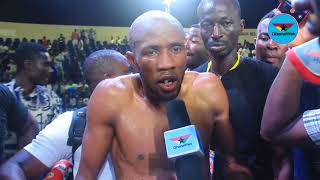 I will never leave South Africa to fight in Ghana again - Michael Makoena